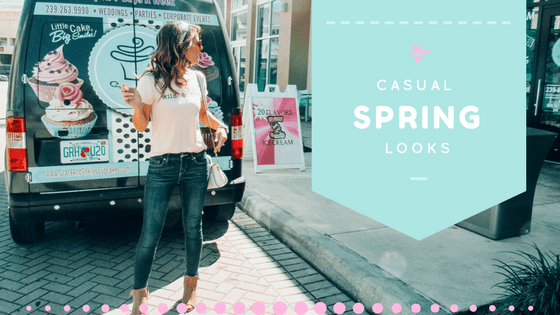6 Casual Spring Looks to Copy!