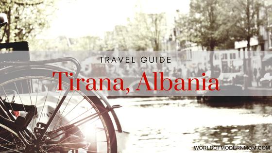 Tirana, Albania: Family Summer