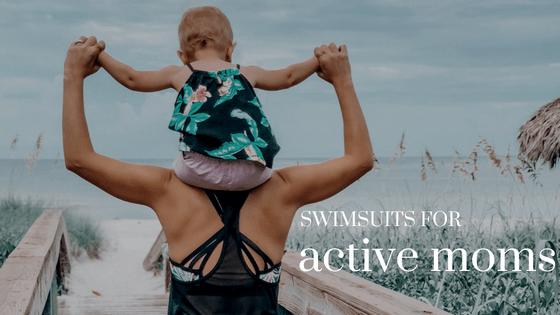 Swimwear for any modern mom