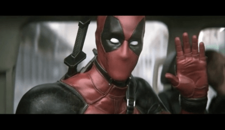 Ryan Reynolds voices Leaked Deadpool Test Footage