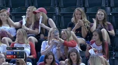 Baseball-selfie