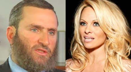 Pamela-Anderson-Rabbi