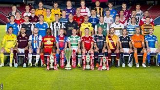 SPFL teams