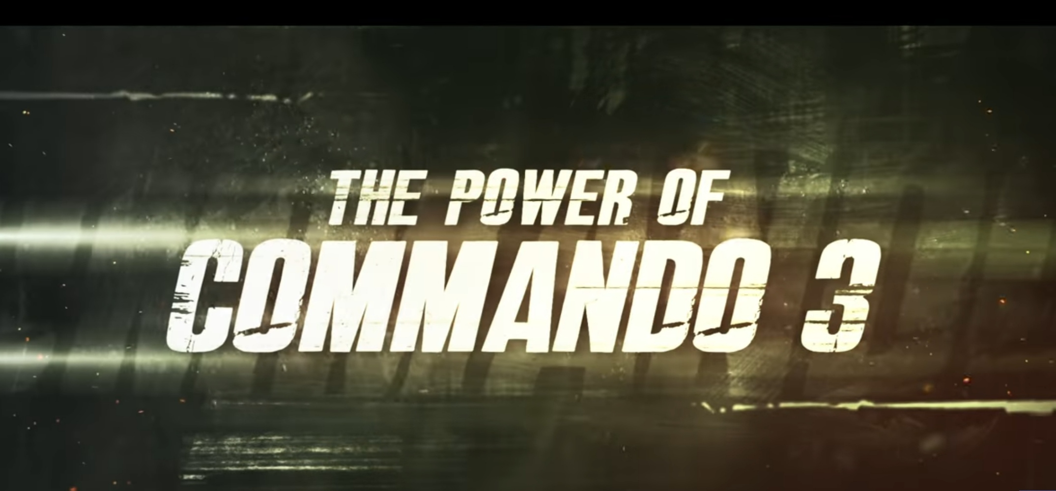 Commando 3 movie review -Good action & thriller film based on terrorism