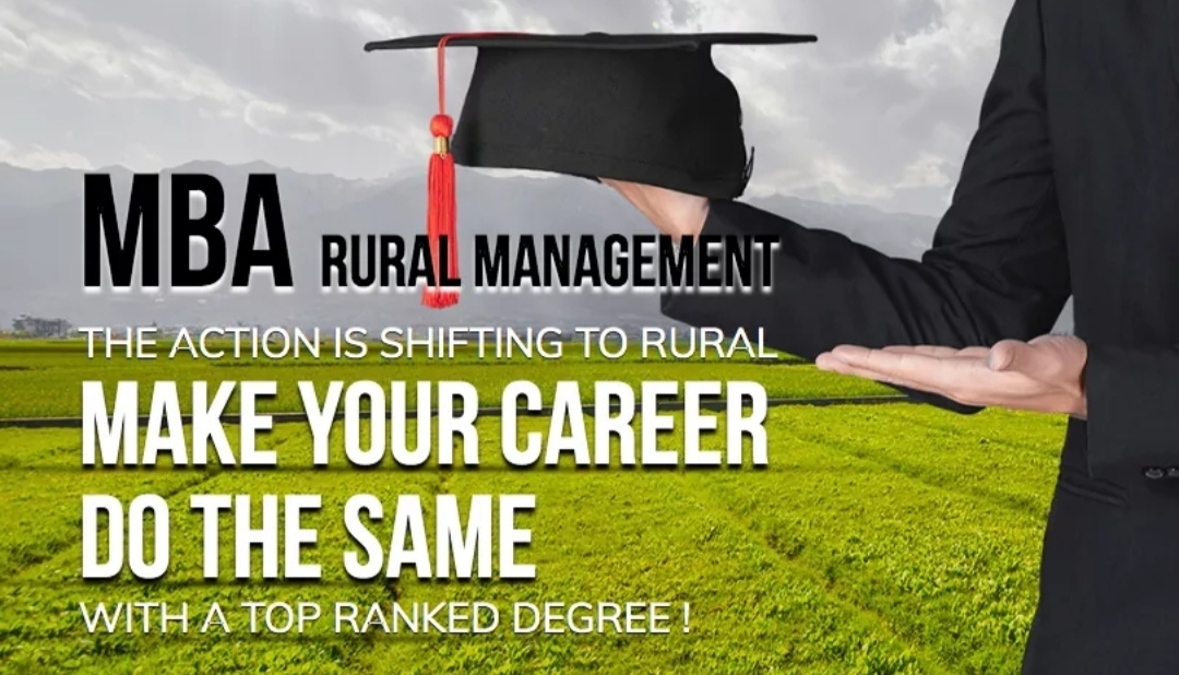 Rural Management: Earn in 6 figure, Bright Future