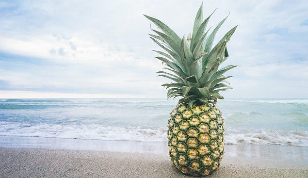 Advantage of pineapple