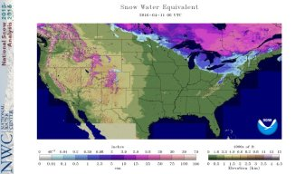 Snow-Water Equivalent