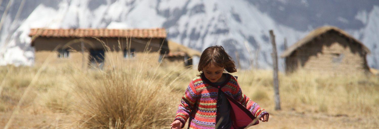 travel with kids, peru with kids, trek with kids