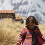 travel with kids, peru with kids, trek with kids