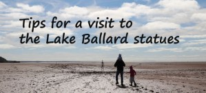 Tips for a Visit to the Lake Ballard statues, Visit InsideAustralia, Antony Gormley Statues, Outback travel