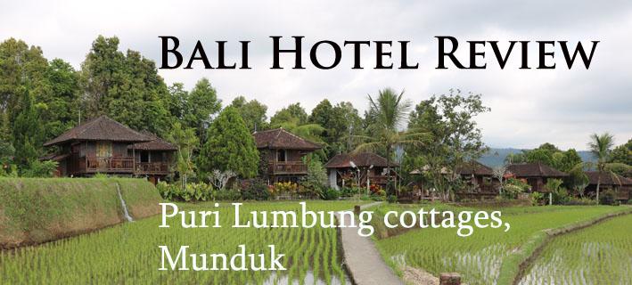 puri lumbung cottages, north bali hotel review, munduk hotel review, best hotel in munduk, hotel in rice paddies, wonderful balinese style hotel munduk, family accomodation in bali