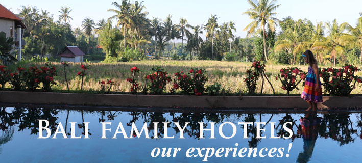 The best bali family hotels a world of travels with kids for Family hotels bali