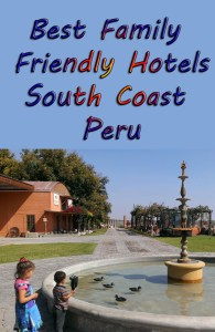 hotels on Peru's Southern Coast