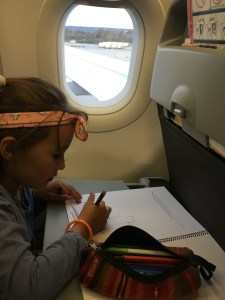 airplane activities for kids, plane activities for kids, things to do for kids on a plane, mostly screen-free activities for the plane