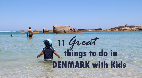Denmark with kids, Denmark Western Australia, Denmark family travel,