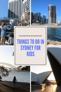 Things To Do In Sydney For Kids 2