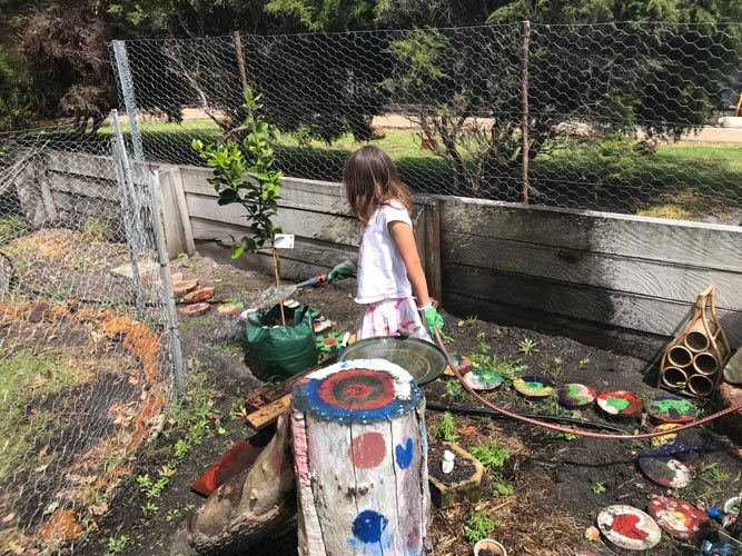 The Benefits Of Gardening With Children