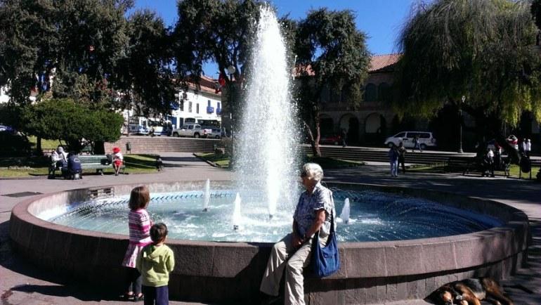 Cusco With Kids