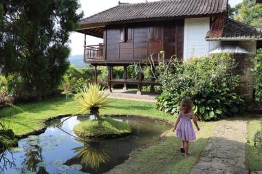 Puri Lumbung Cottages, Munduk
