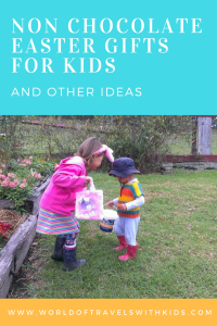 Non Chocolate Easter Gifts For Kids And Other Ideas