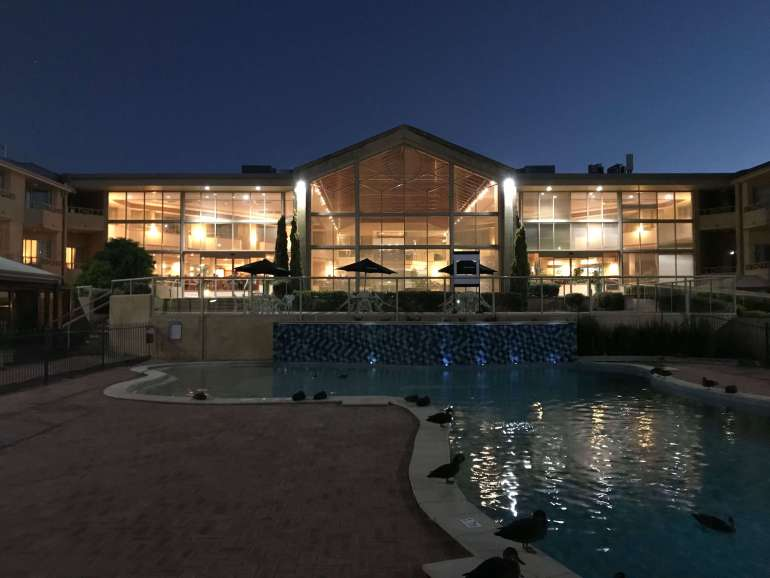 Abbey Beach Resort Busselton Review