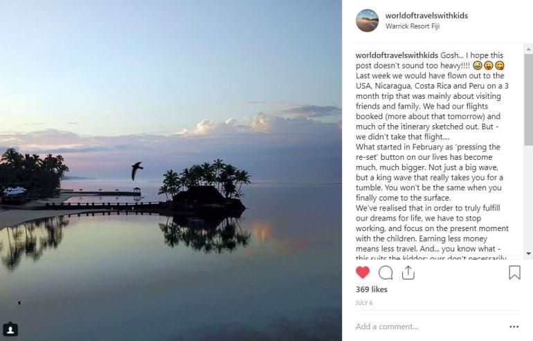2018 Family Instagram Roundup