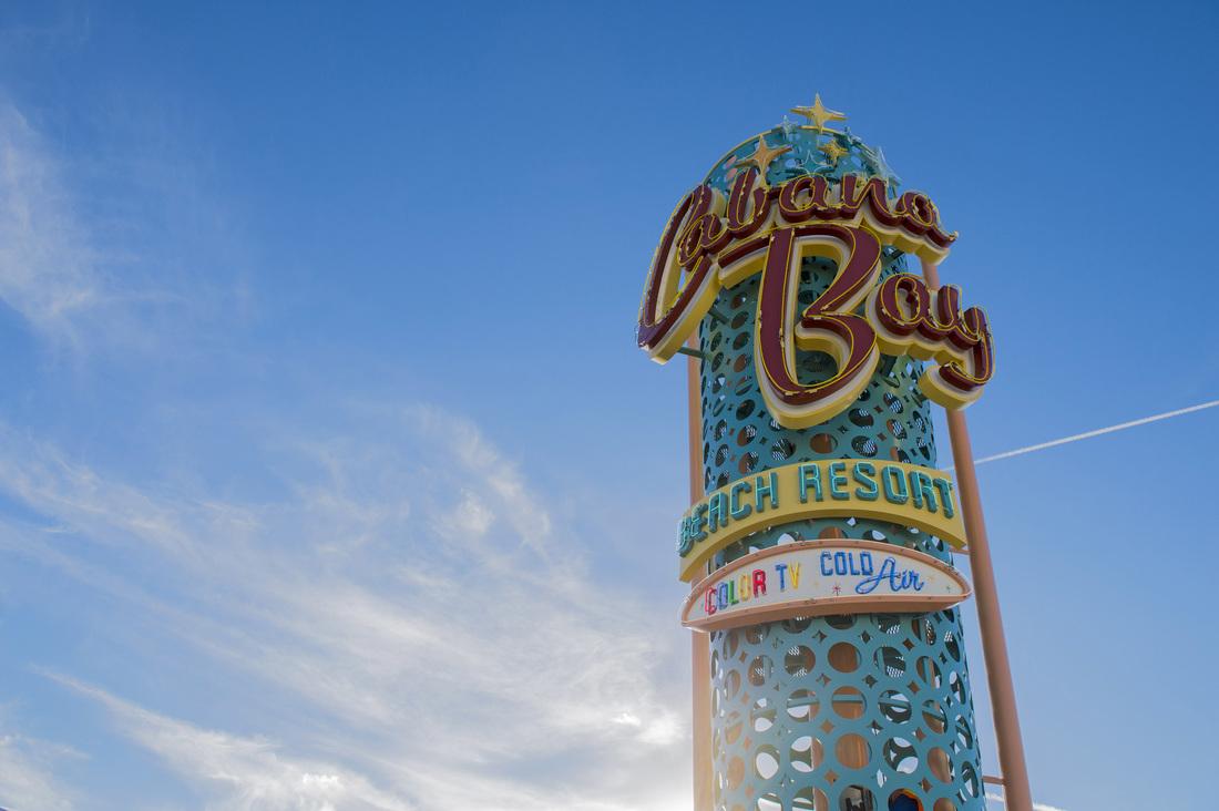 (Universal's Cabana Bay Beach Resort; Photo: Loews Hotels)