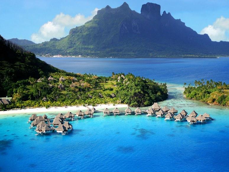 De beste wellness resorts ter wereld: Hilton Bora Bora Nui Resort & Spa