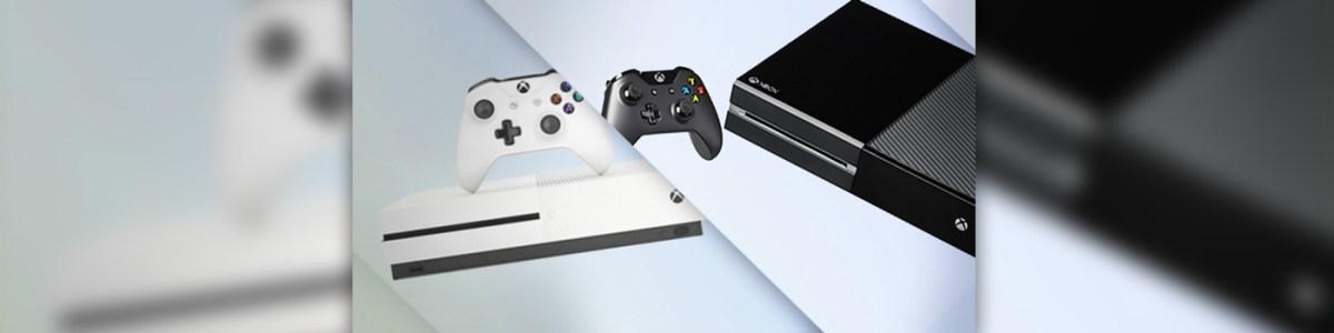 Zamień Xbox One na One S
