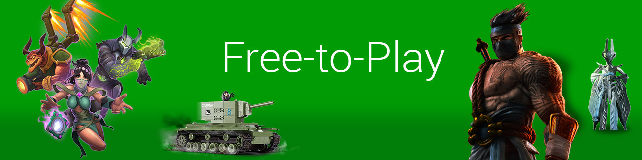 Lista gier Free-to-Play