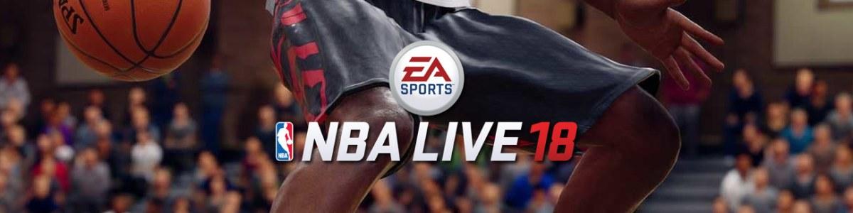 NBA LIVE 2018 od EA Sports wylądował w EA Access!