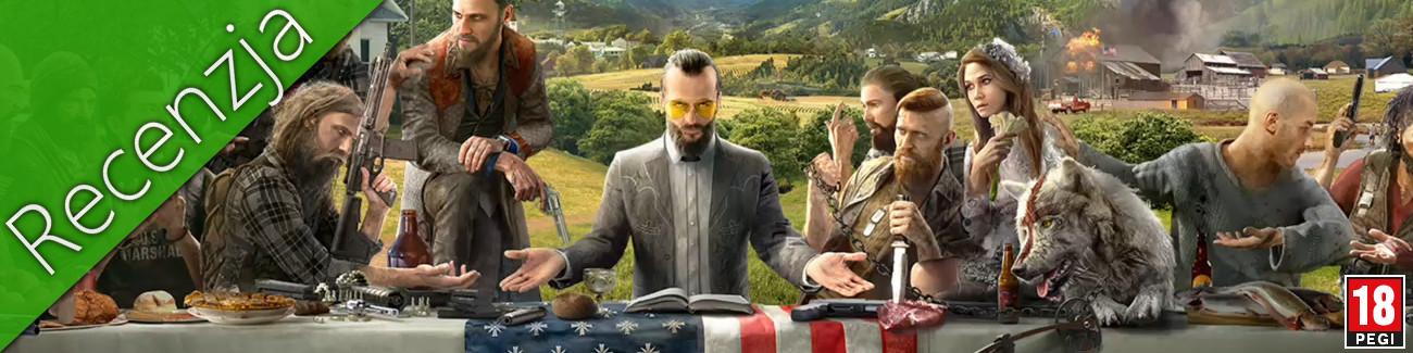 Far Cry 5. Recenzja gry