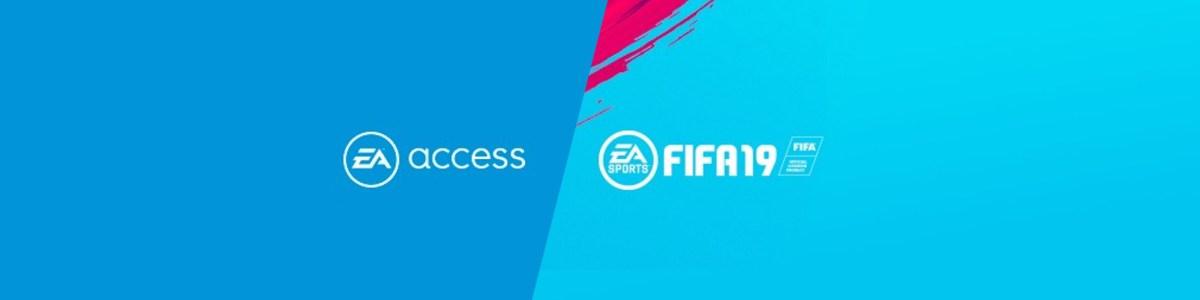 Wersja próbna FIFA 19 już dostępna w EA Access!