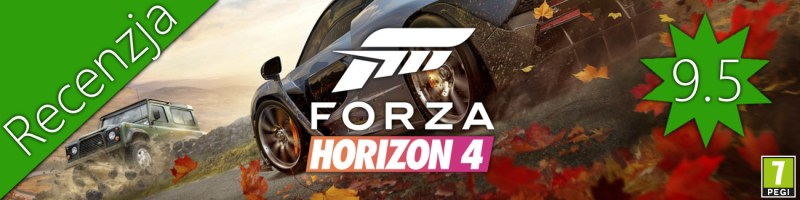 Forza Horizon 4. Recenzja gry