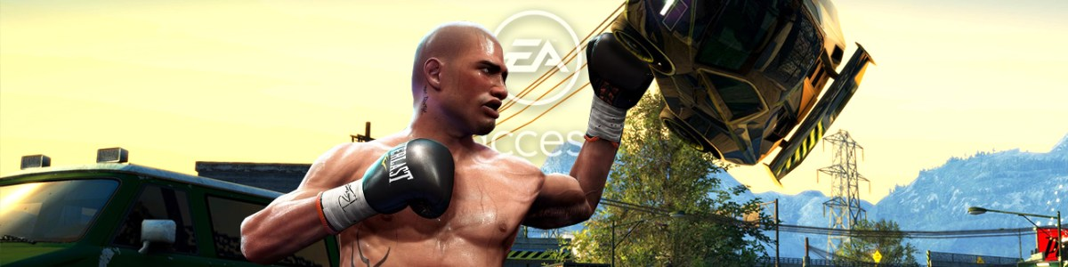 Burnout Paradise Remastered i Fight Night Champion dostępne w skarbcu The Vault