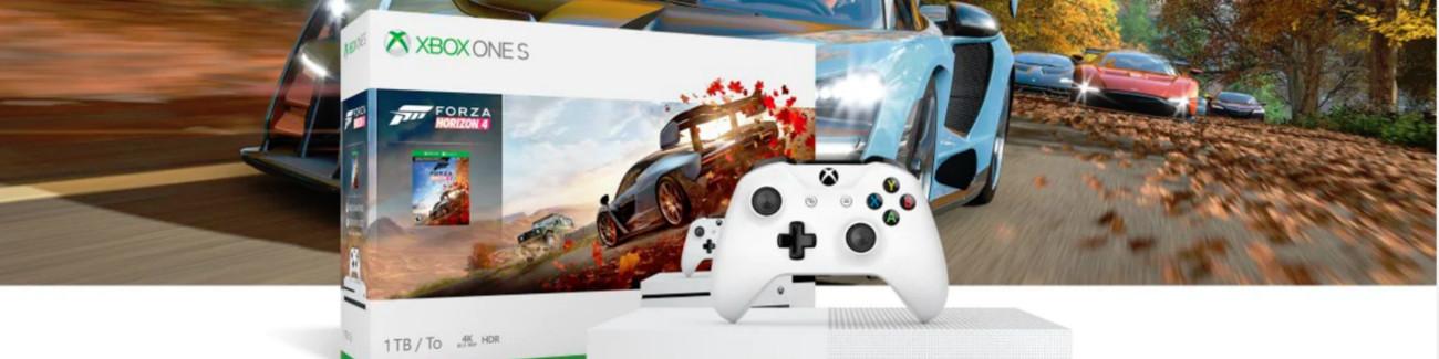 Xbox One S Promocja
