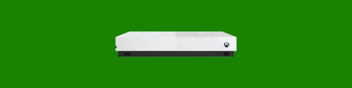Xbox One w wersji bez napędu dostępny prawdopodobnie w przyszłym roku