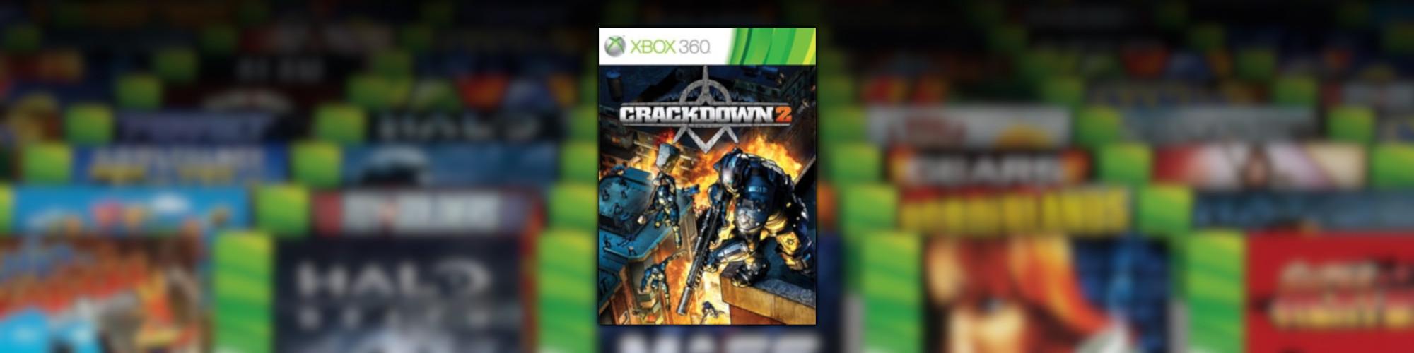Crackdown 2 wsteczna kompatybilność