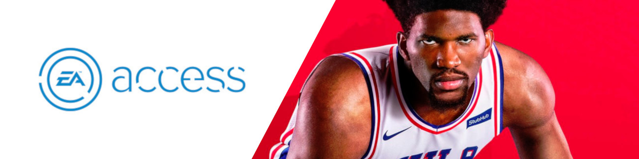 NBA 2019 EA Access