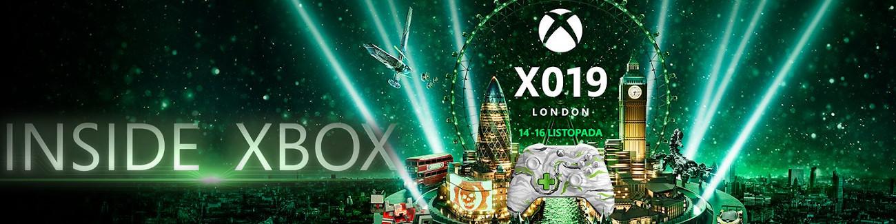 Inside Xbox z X019 już w czwartek!