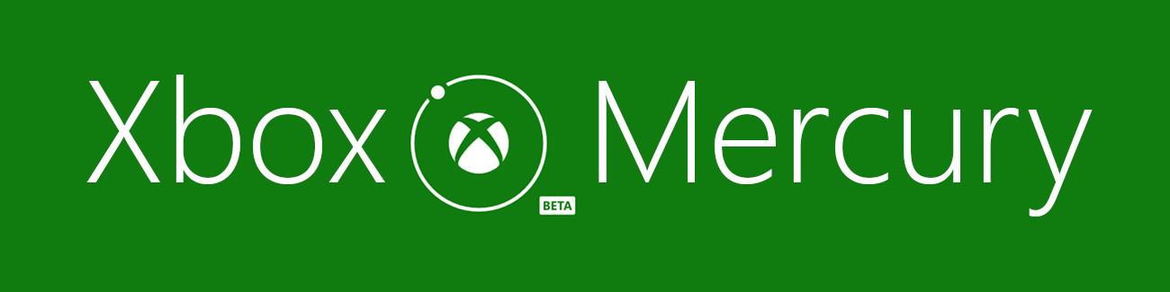 Xbox Mercury. Prawdopodobnie już jest na Twojej konsoli. Czym jest tajemnicza aplikacja?
