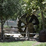 Old watermill in a park12