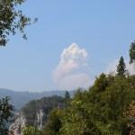 Wildfire smoke on the horizon12
