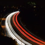 Pacific Coast Highway at night with low shutter speed12