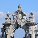The Habsburg Gate in the Buda Castle12