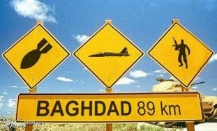 Baghdad.