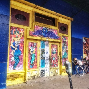 Colorful New Orleans -- Frenchman Street