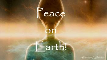 -World on Ayahuasca- Peace on Earth