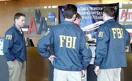 Image result for photos of FBI AT DULLES AIRPORT