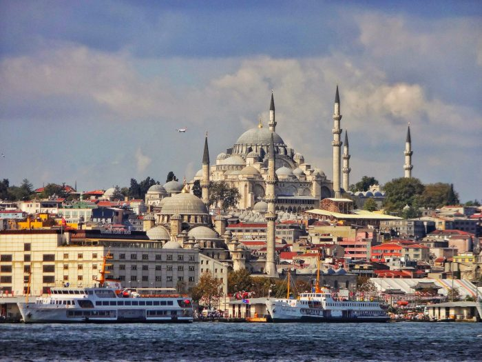 Sights of European Istanbul